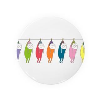 ねこタイツの洗濯 Badges