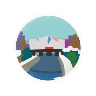 鴨  川 (朝) Badges