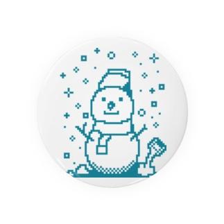 雪だるま Badges