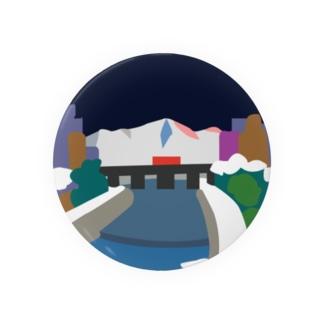 鴨  川 (夜) Badges