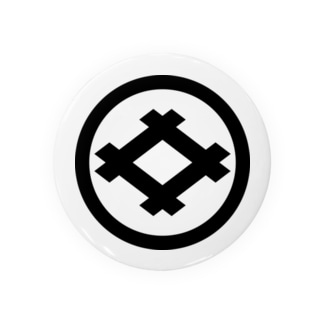 丸に井桁 Badges