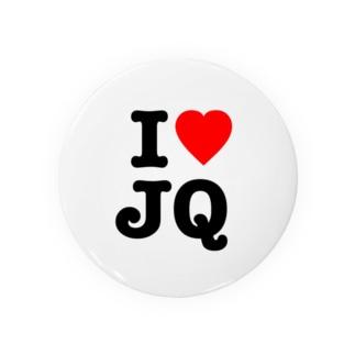 I ♡ JQ Badges