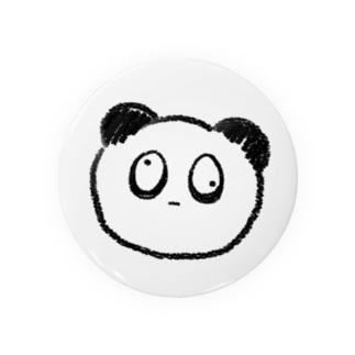 パンダは違うじゃん Badges