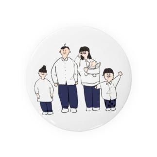 煮豆ファミリー Badges