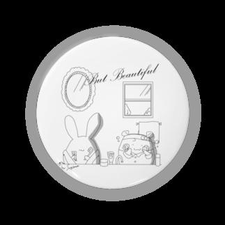 BabyShu shopのBut Beautifulシリーズ Badges