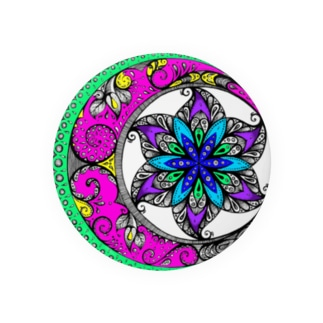 毒花 Badges