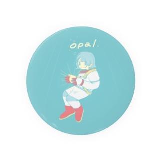 opal. Badges