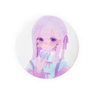 ユニちゃん缶バッジ Badges