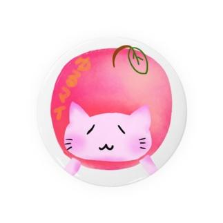 ©️ゆるマイ  りんご猫 Badges
