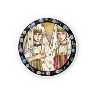 トヴェリの女たち Badges