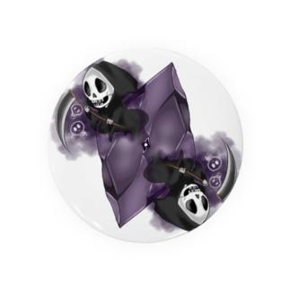 フェイクディガー「闇の黒い宝石」 Badges