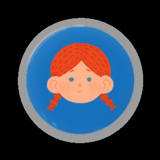 soneske's shopのreddish  Badges