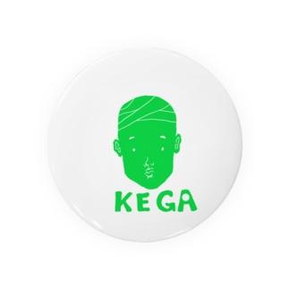 タローデザインKEGA Badges