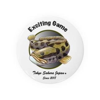 ライギョGAME Badges