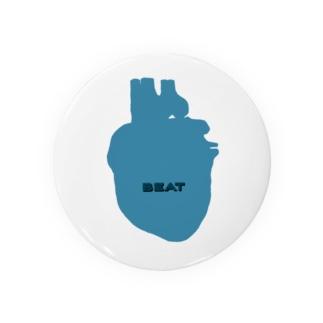 Bluebeat Badges