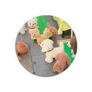 犬 Badges