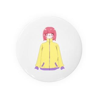 卍ガール Badges