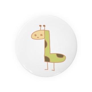 簡易的なキリン Badges