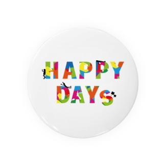 Happy Days Badges