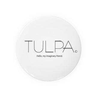 TULPA imaginary friend. Badges