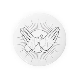手遊び・鳩 Badges
