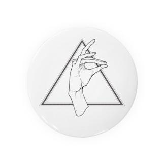 手遊び・狐 Badges