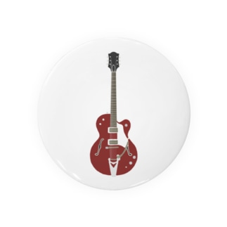 ギター レッド Badges
