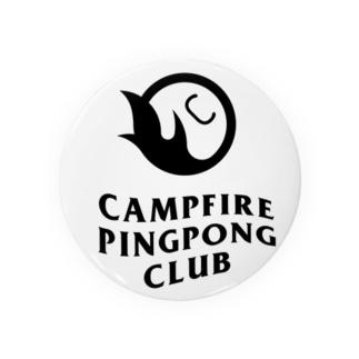 CAMPFIRE PINGPONG CLUB Badges