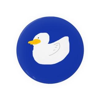 アヒル1人 Badges
