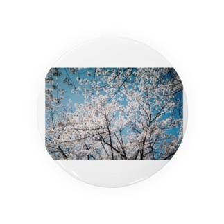 桜を抱きしめて Badges