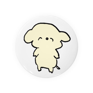 コアラ犬 ニコニコ Badges