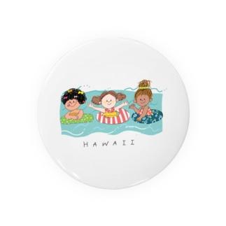 ハワイ Badges
