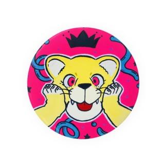 メスライオン Badges