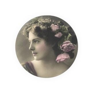 女性A Badges