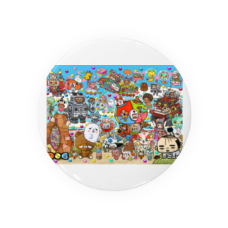 326(なかむらみつる)のサンプル Badges
