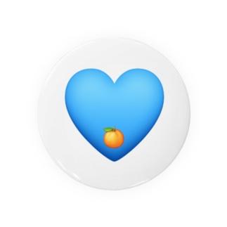 Blue Orange / ブルー・オレンジ Badges