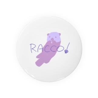RACCO! Badges