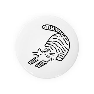トラ猫 Badges