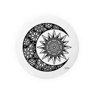 Pri Mandala Badges