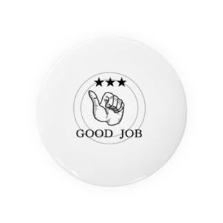 GOOD JOB Badges