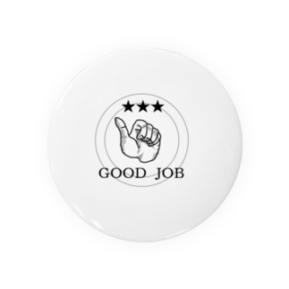 rokugatsunoumiのGOOD JOB Badges