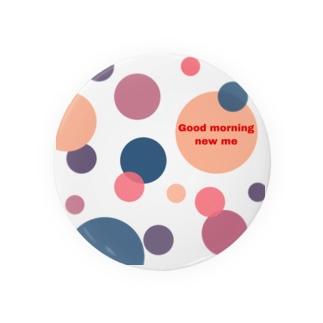 Good morning new me(dot) Badges