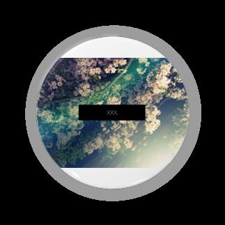 xxx。のxxx.midnight flower Badges