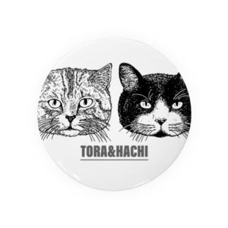 トラとハチ Badges