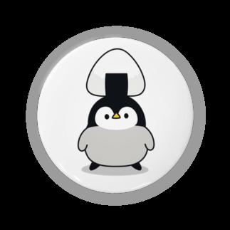 DECORの心くばりペンギン / おにぎりver. Badges