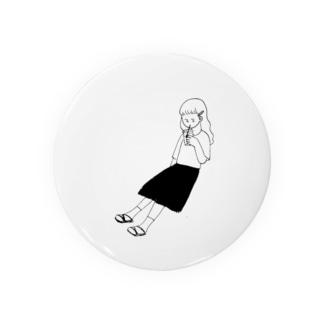 a girl Badges