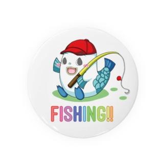 FISHING!!やまろん Badges