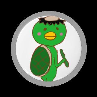 キューカンバー・ガールのかっぱ Badges
