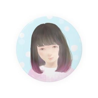 オンナノコ Badges