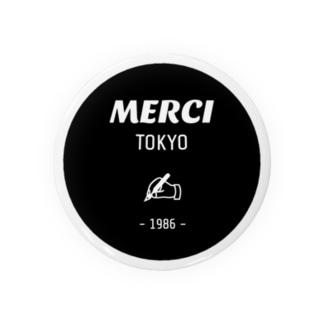 MERCI TOKYO  ORIGINAL GOODS② Badges